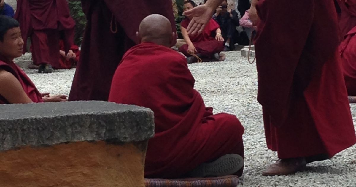 Монахи в Сере / ©