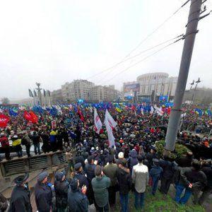 Українців закликають прийти на Євромайдан о 19:00