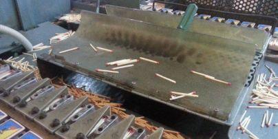 Сірникову фабрику у Рівненській області закрили через спалах коронавірусу