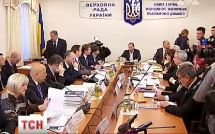 """Вирішення долі Тимошенко відкладають """"на останню ніч"""" - сьогодні депутатам нічого приймати"""