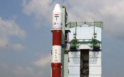 Індія відправила на Марс свою першу ракету