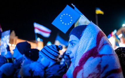 ТСН зняла кліп про події на Євромайдані