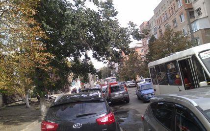 Как не попасть в пробку в Киеве 1 сентября. Рекомендации родителям