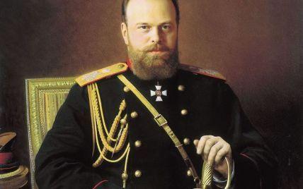 Росія встановлює пам'ятник імператору Олександру III на Харківщині
