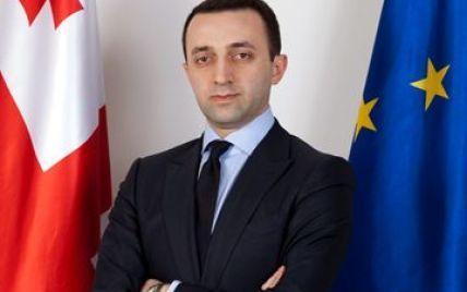Правительство Грузии ушло в отставку