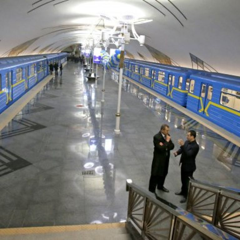 Киевская власть отказалась от идеи строить метро на Троещину