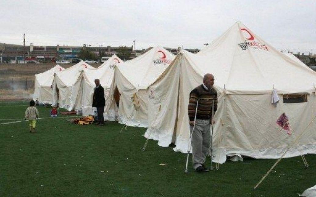Туреччина погодилася прийняти гуманітарну допомогу від інших країн / © AFP