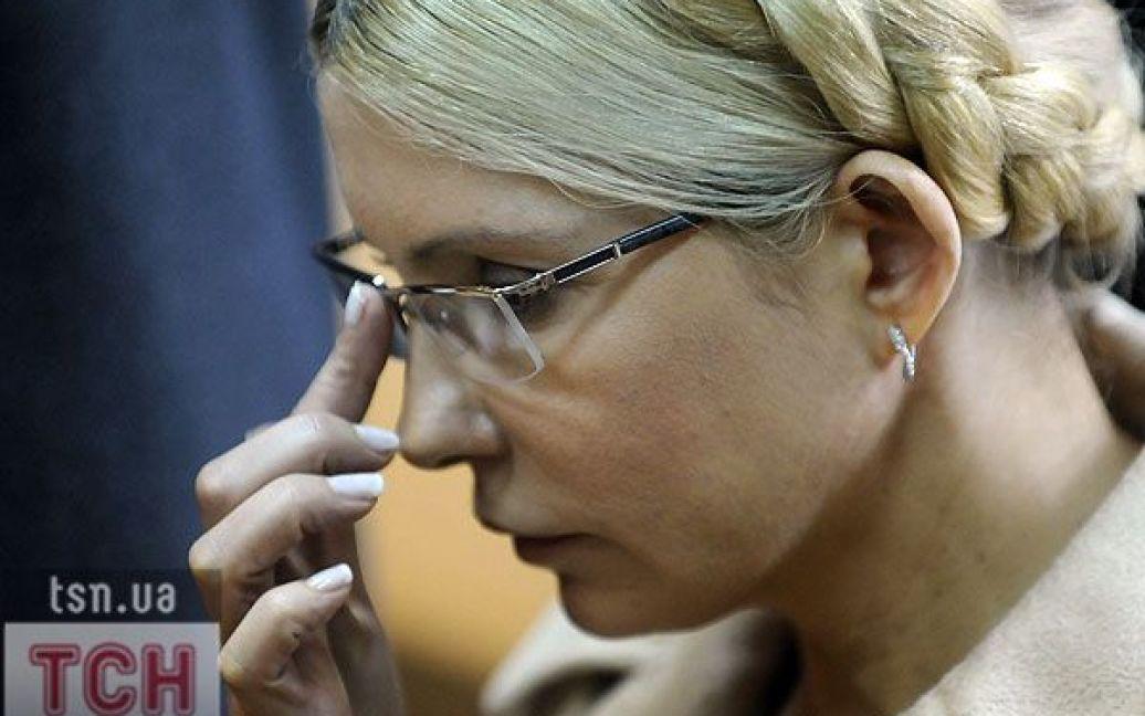 Оголошення вироку Тимошенко в залі Печерського райсуду / © Євген Малолєтка/ТСН.ua