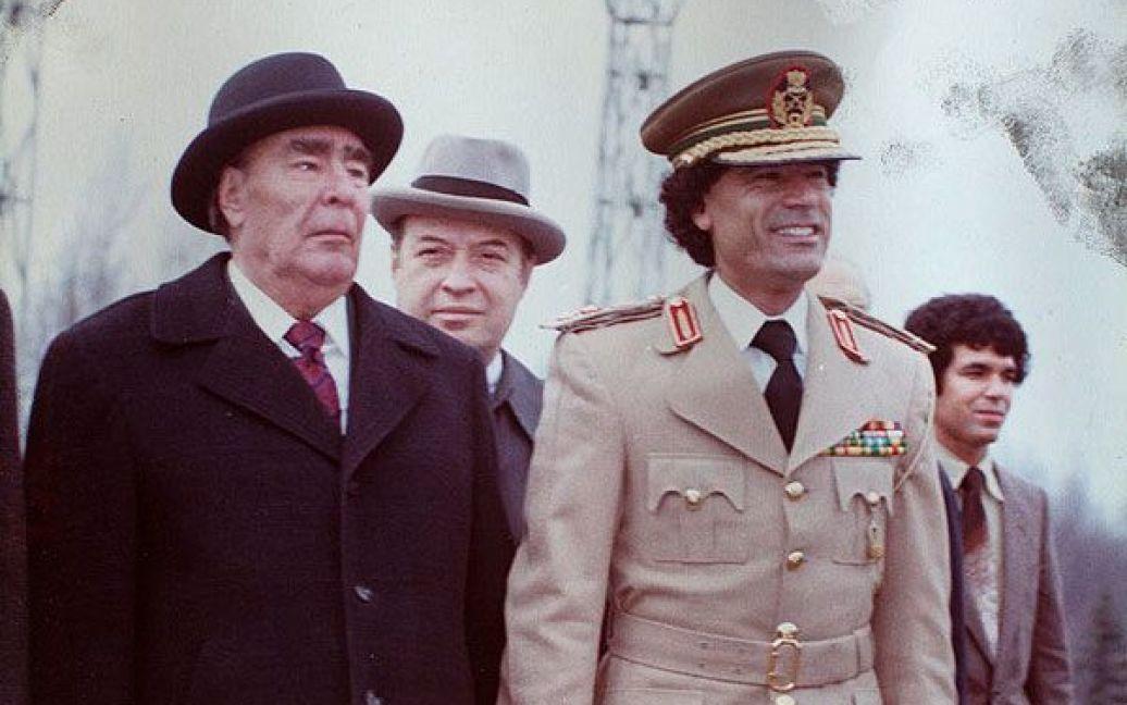 Муаммар Каддафі. Архівні фото / © The New York Times