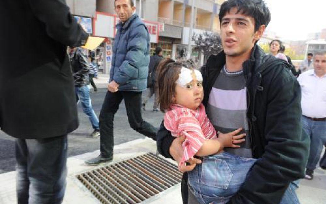 Землетрус в Туреччині. Фото з місця події / © hurriyetdailynews.com