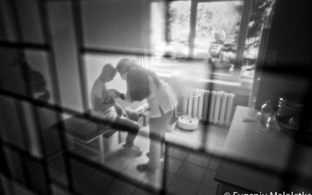 """Фотовиставка у рамках соціального проекту """"Хочу Жити! Дружити! Радіти!"""" / © Євген Малолєтка/ТСН.ua"""