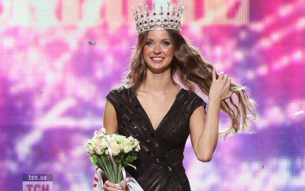 Ярослава Куряча увійшла до 15-ти найкращих дівчат світу / ©