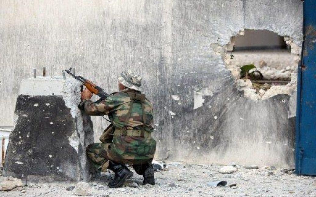 Бої за Сірт / © AFP