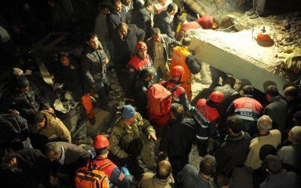 Землетрус в Туреччині / © AFP