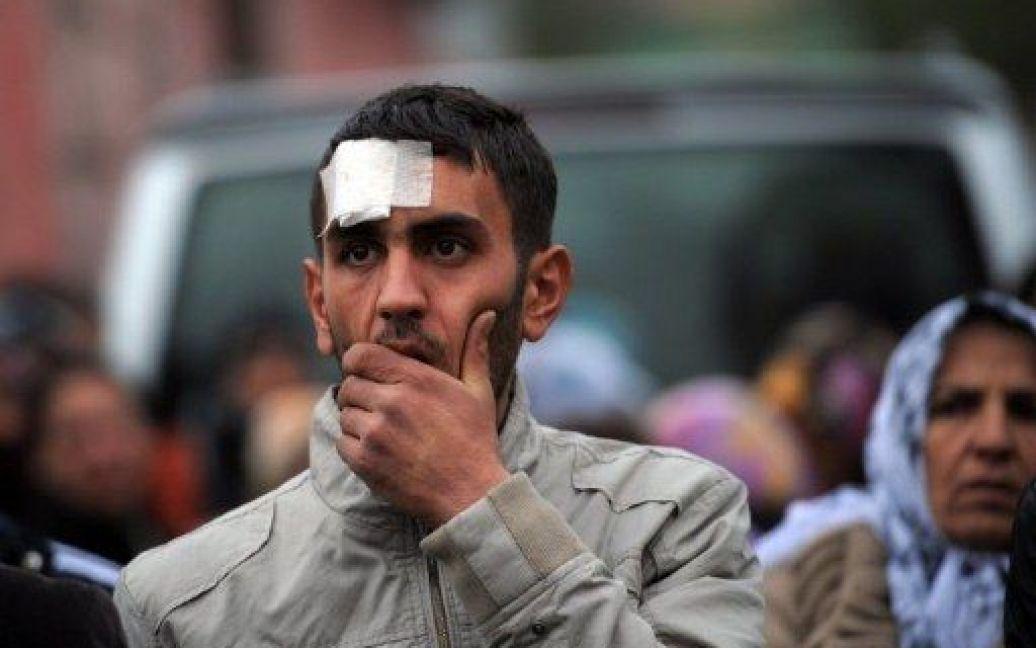 Понад 1300 людей постраждали / © AFP