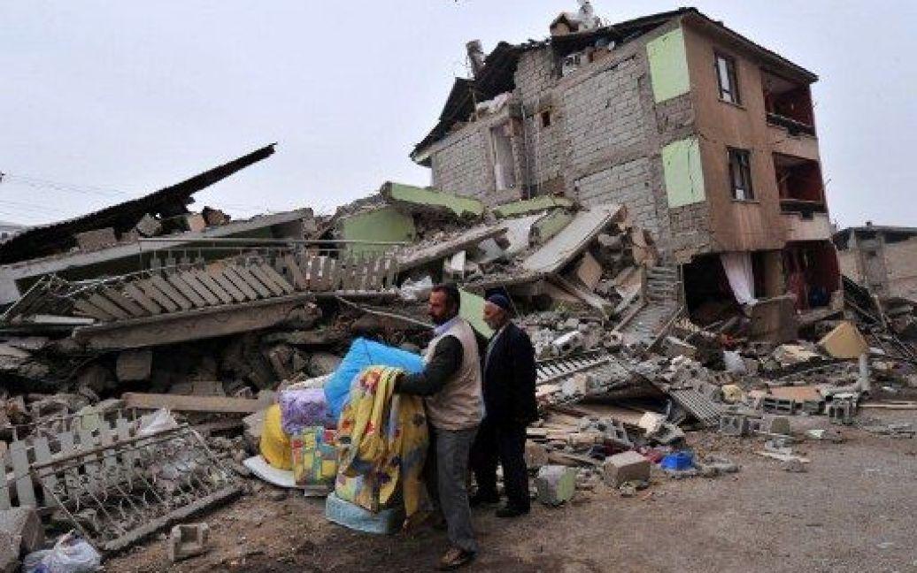 Туреччина після землетрусу / © AFP