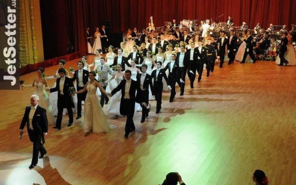 В Національній опері України відбувся перший Пушкінський бал / © jetsetter.ua