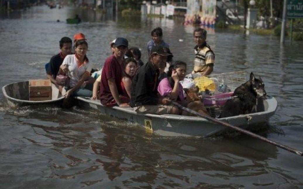 Повінь в Таїланді / © AFP