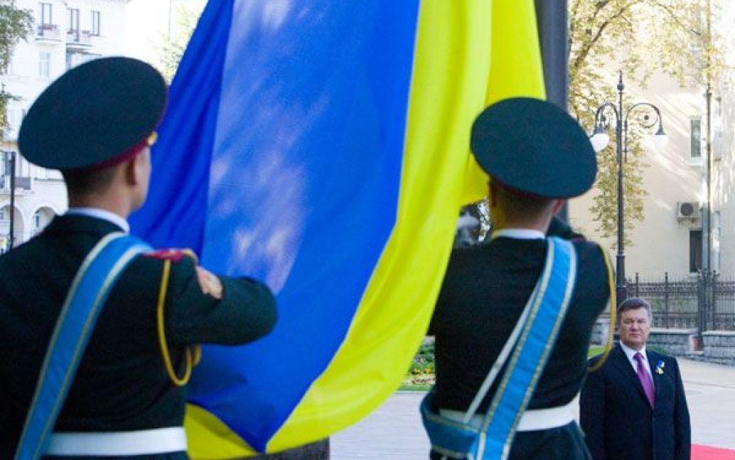 В Україні відзначають День Державного прапора / ©