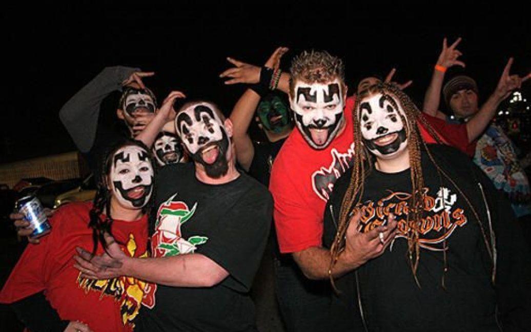 Insane Clown Posse / © riverfronttimes.com