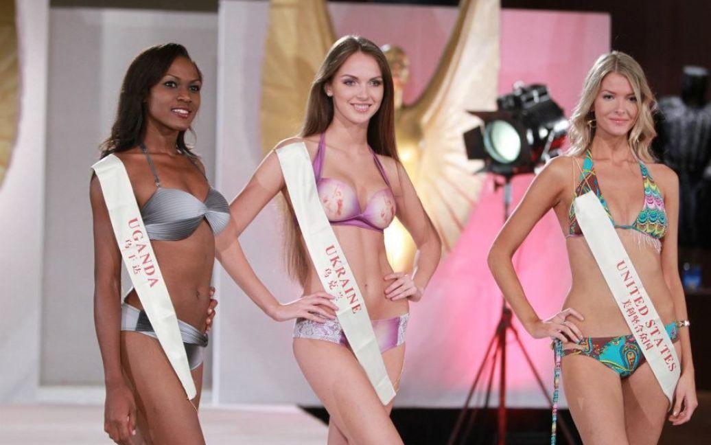 Ярослава Куряча увійшла до 15-ти найкращих дівчат світу / © facebook.com/MissWorld
