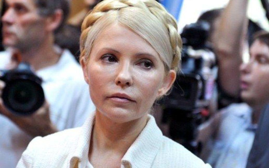Арешт Юлії Тимошенко / © AFP