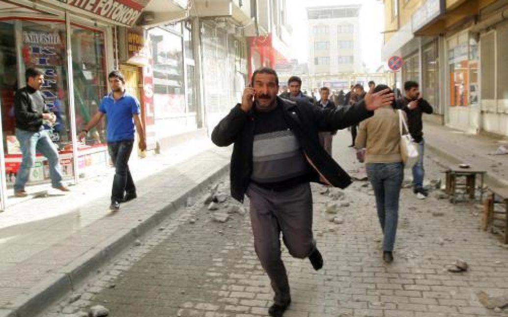 Фото з місця події / © hurriyetdailynews.com