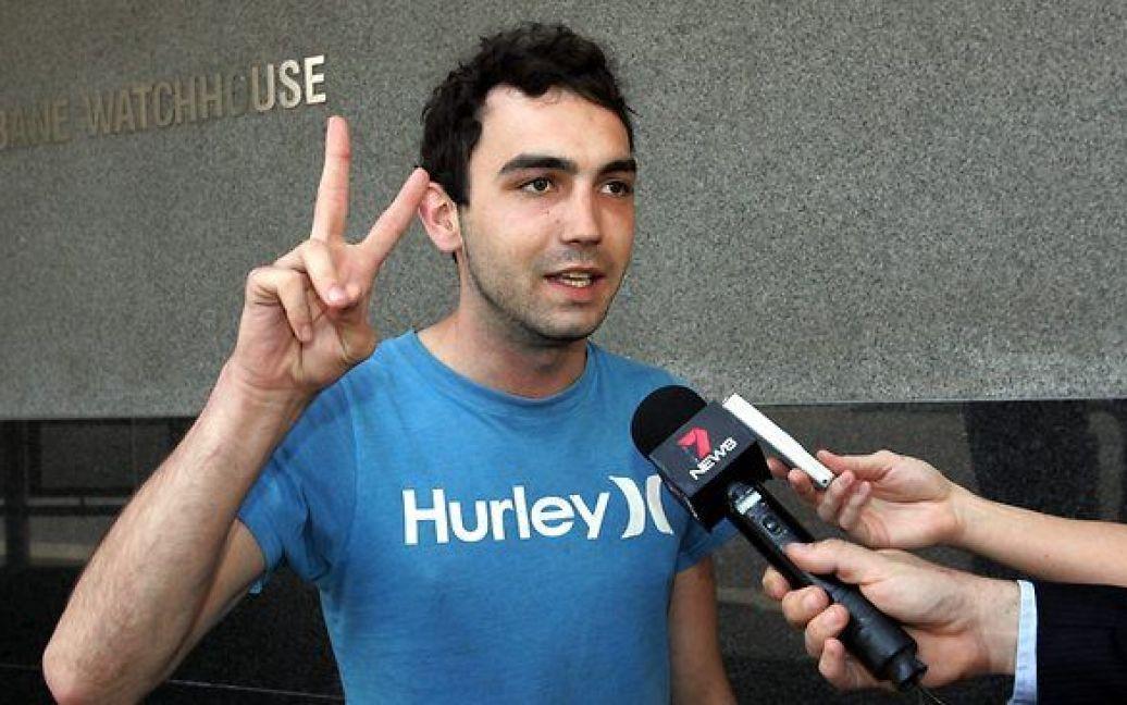 Ліам Воррінер / © heraldsun.com.au