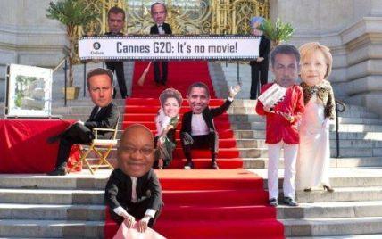 """У Каннах починається саміт G20 - """"останній шанс"""" знайти вихід з кризи"""