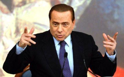 США приписали Берлусконі торгівлю людьми