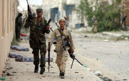 У Лівії знайшли хімічну зброю