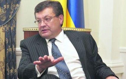 Грищенко не бачить причин, з яких Україну не візьмуть в Європу