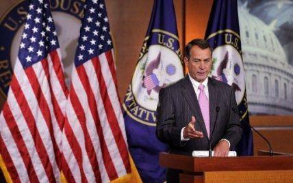 """Спікер конгресу США вимагає скасувати """"перезавантаження"""" з Росією"""