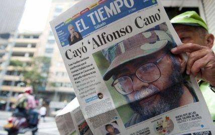 У Колумбії вбили лідера лівої армії, повстанці почали мститись