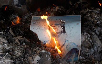 Європу потішила смерть Каддафі