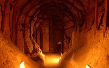 Таємні підземелля київської Лаври відкриють для туристів
