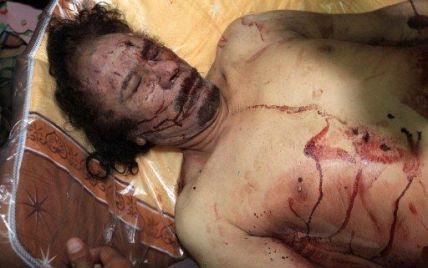 ПНР розслідує, чи ґвалтували Каддафі перед смертю
