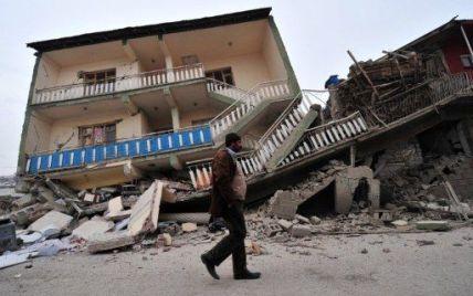Україна першою надала допомогу Туреччині