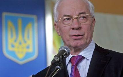 Азарову неприємно, що Тимошенко сидить