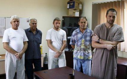 Лівія погодилася відпустити полонених українців