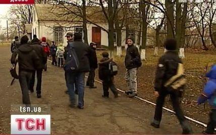 У школі на Херсонщині діти з вчителькою потруїлися чадним газом