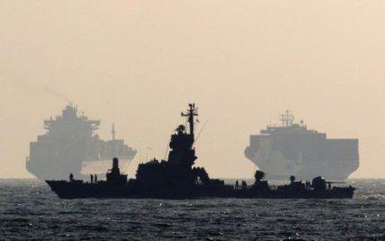 Ізраїль почав перехоплення двох кораблів, що йдуть в сектор Газа