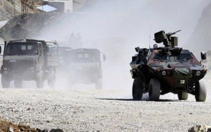 Турецькі танки перетнули кордон Іраку