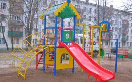 В Киеве малыш нашел во дворе заряженную гранату