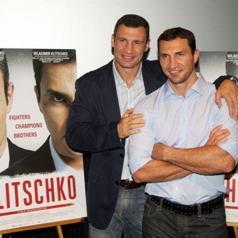 Брати Клички особисто представлять українцям фільм про себе
