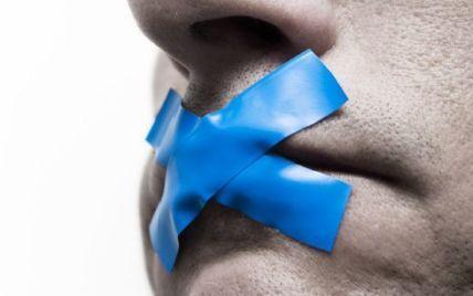 Стоп цензура: Рада намагається придушити свободу слова