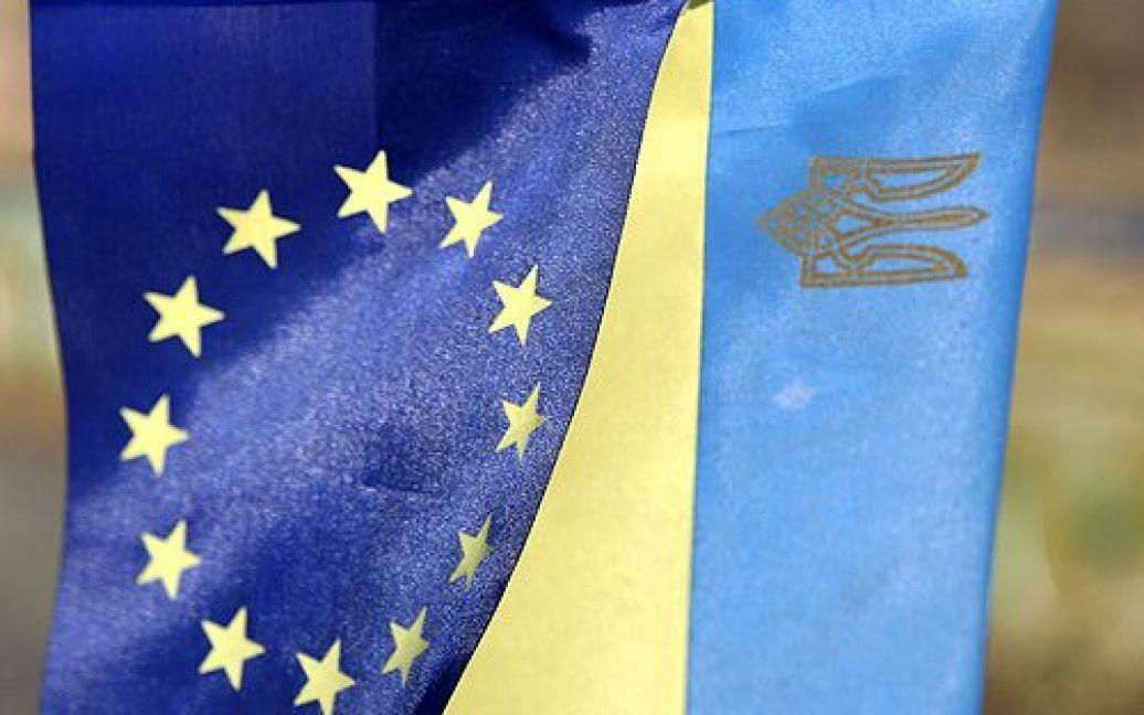 Угода про асоціацію з ЄС дає великі перспективи і можливості Україні / © Антон Юхименко