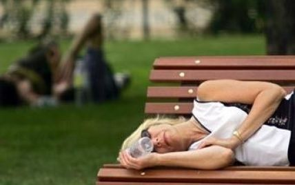 В Києві через шалену спеку вводять сієсту