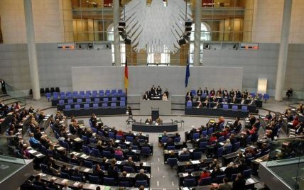 Бундестаг в першому читанні схвалив угоду про асоціацію ЄС-Україна