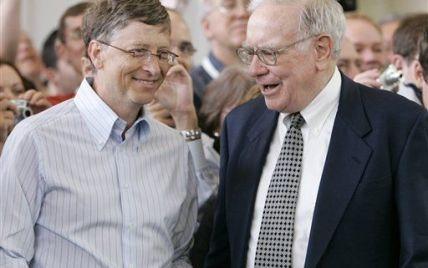 Найбагатші люди планети віддають половину капіталу на благодійність